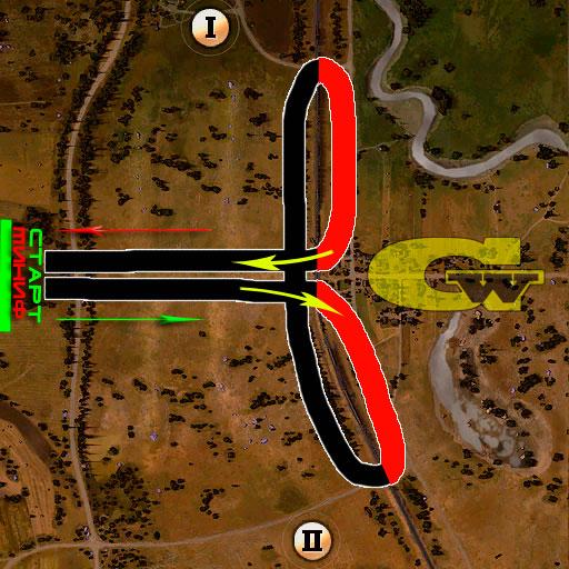 маршрут гонки операция ф
